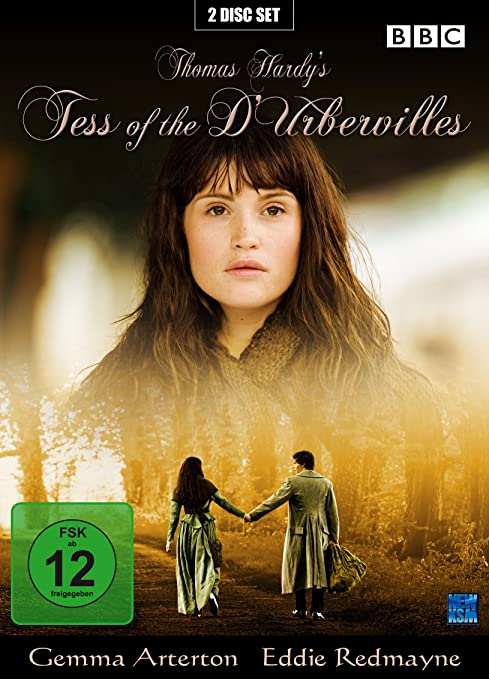 Thomas Hardy`s Tess Of The D'Urbervilles [2 DVDs]
