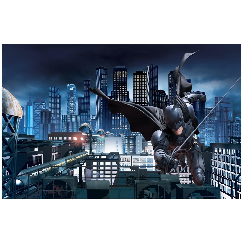 Batman The Dark Knight Rises Prepasted Mural
