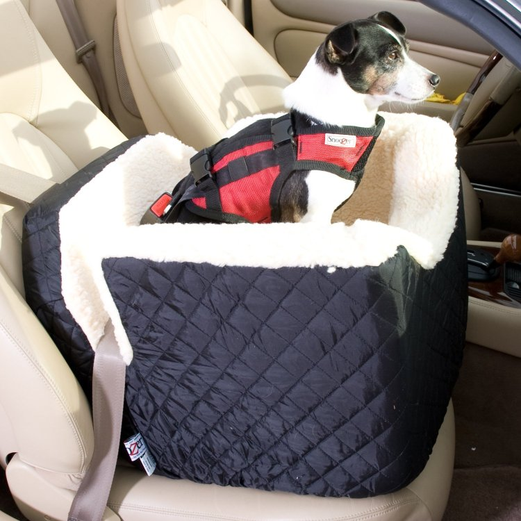 Snoozer Dog Lookout Car Seat