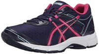 ASICS Women's Gel Quickwalk 2 Walking Shoe, Navy/Navy/Raspberry, 6 M US