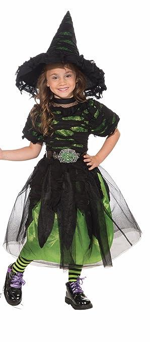 Forum Novelties Mysteria the Witch Child Costume, Medium