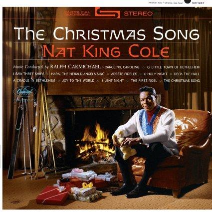 nat king cole the christmas song top 3 christmas albums
