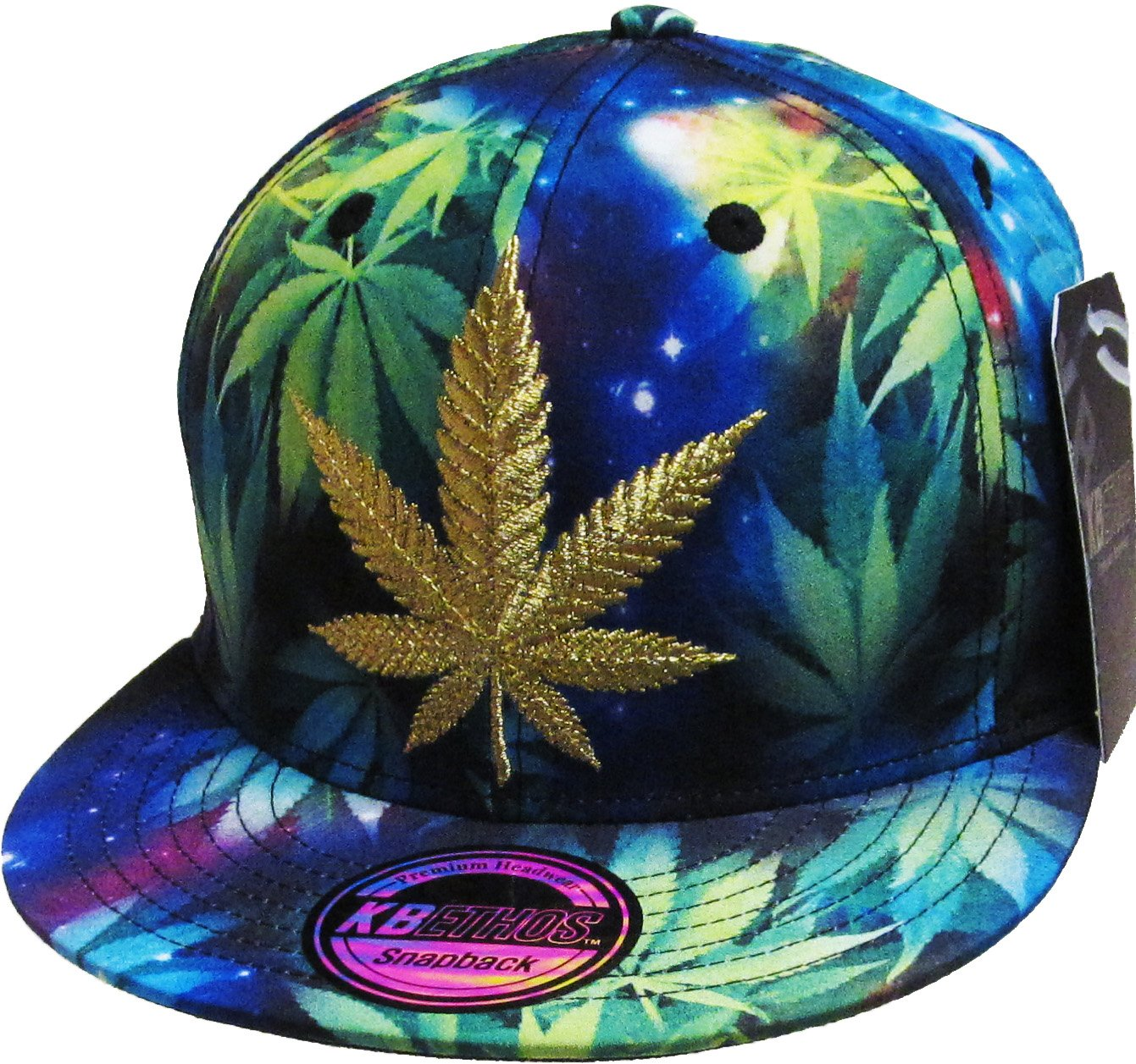 "KBETHOS N-427 The ""Galaxy Mary-J"" Snapback Hats"