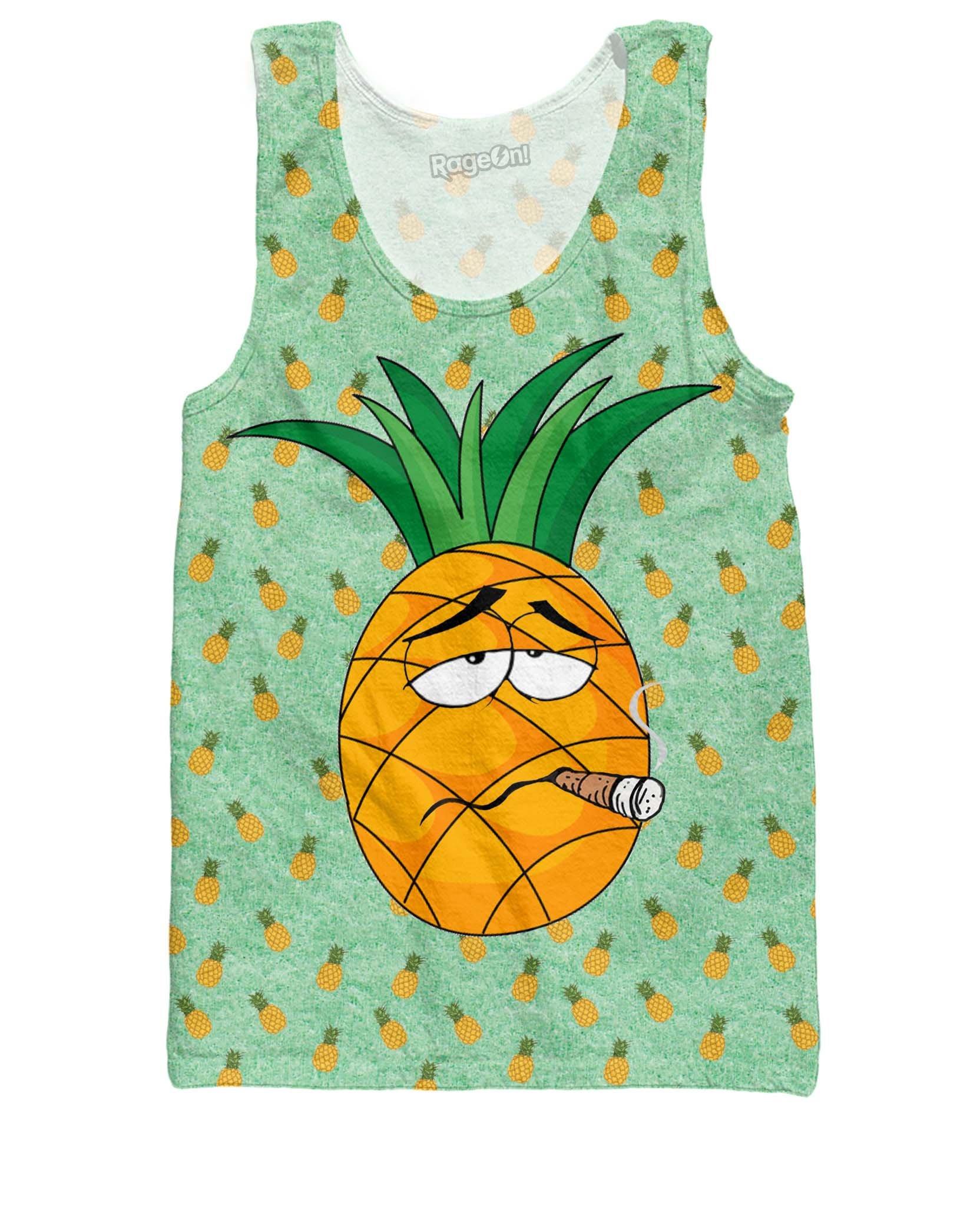 RageOn Men's Pineapple Tank Top