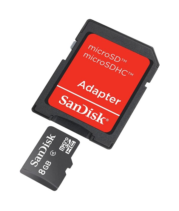 Blank Shmank: SANDISK MICRO SD ADAPTER DRIVER