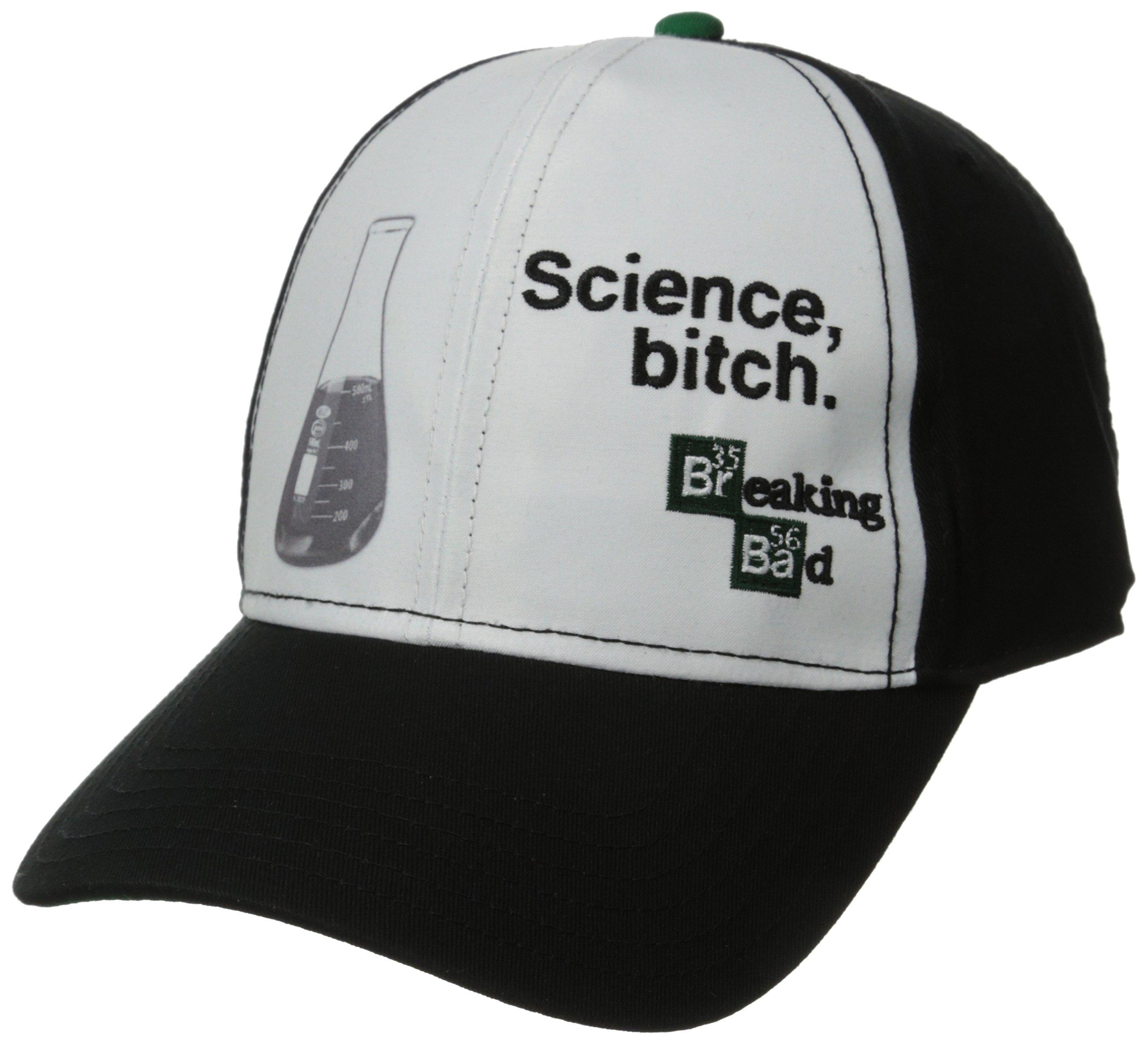 Breaking Bad Men's Science Bitch Baseball Cap