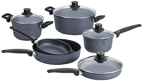Woll Diamond Plus Cookware Set 10-Piece