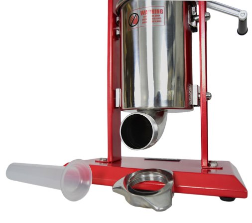 VIVO 7lb/3L STUFR-V003 Vertical Sausage Stuffer