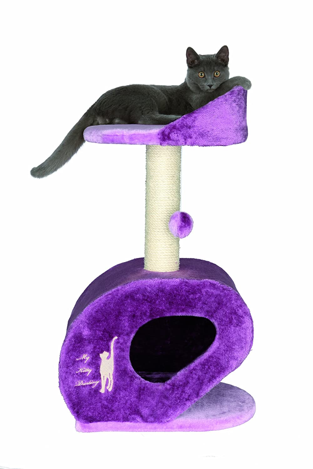 Pet Products My Kitty Darling Scratching Post
