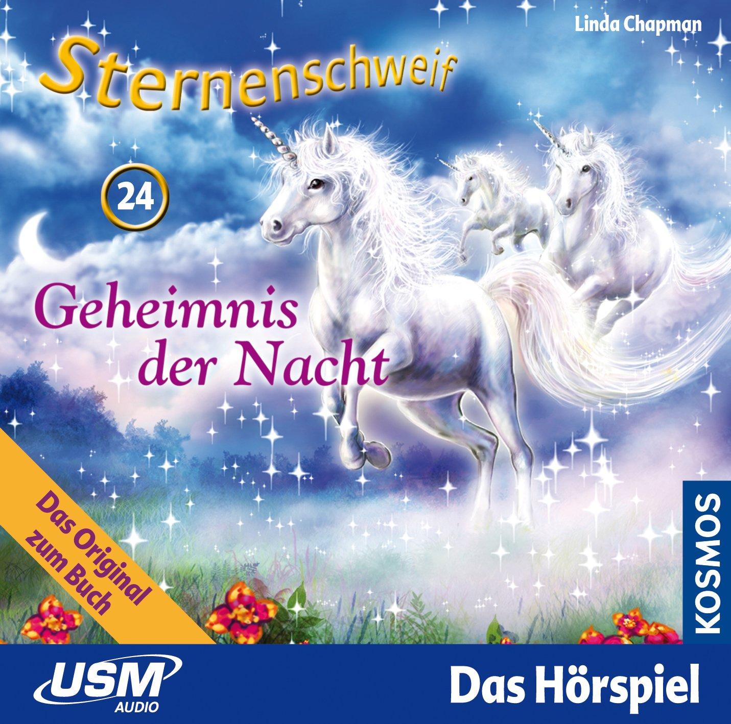Sternenschweif (24) Geheimnis der Nacht (USM)