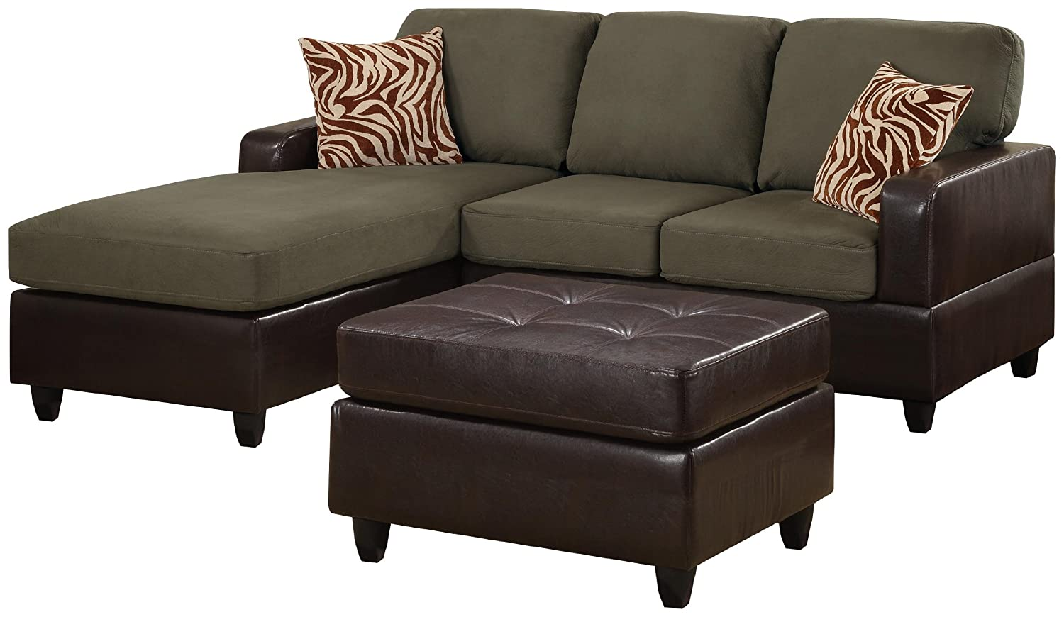 2 Sectional Sofa Brands Under $600 Dollars With Positive Reviews