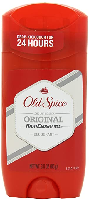 Old Spice High Endurance Original Scent Men's Deodorant, 3 Ounce