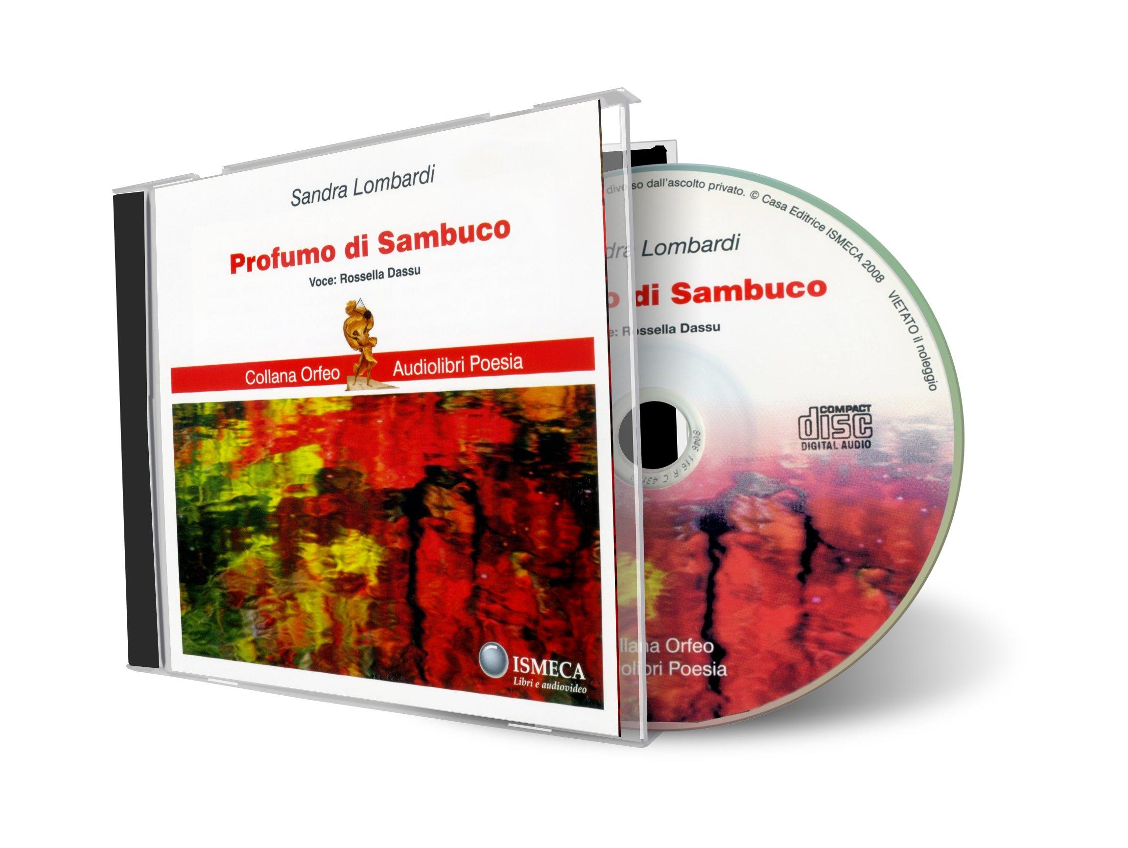 Profumo di Sambuco, Sandra Lombardi, Ismeca, 2008, 28 tracce, ISBN 978-8895895802