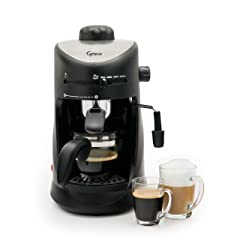 Capresso 303 4-Cup Espresso and Cappuccino Machine