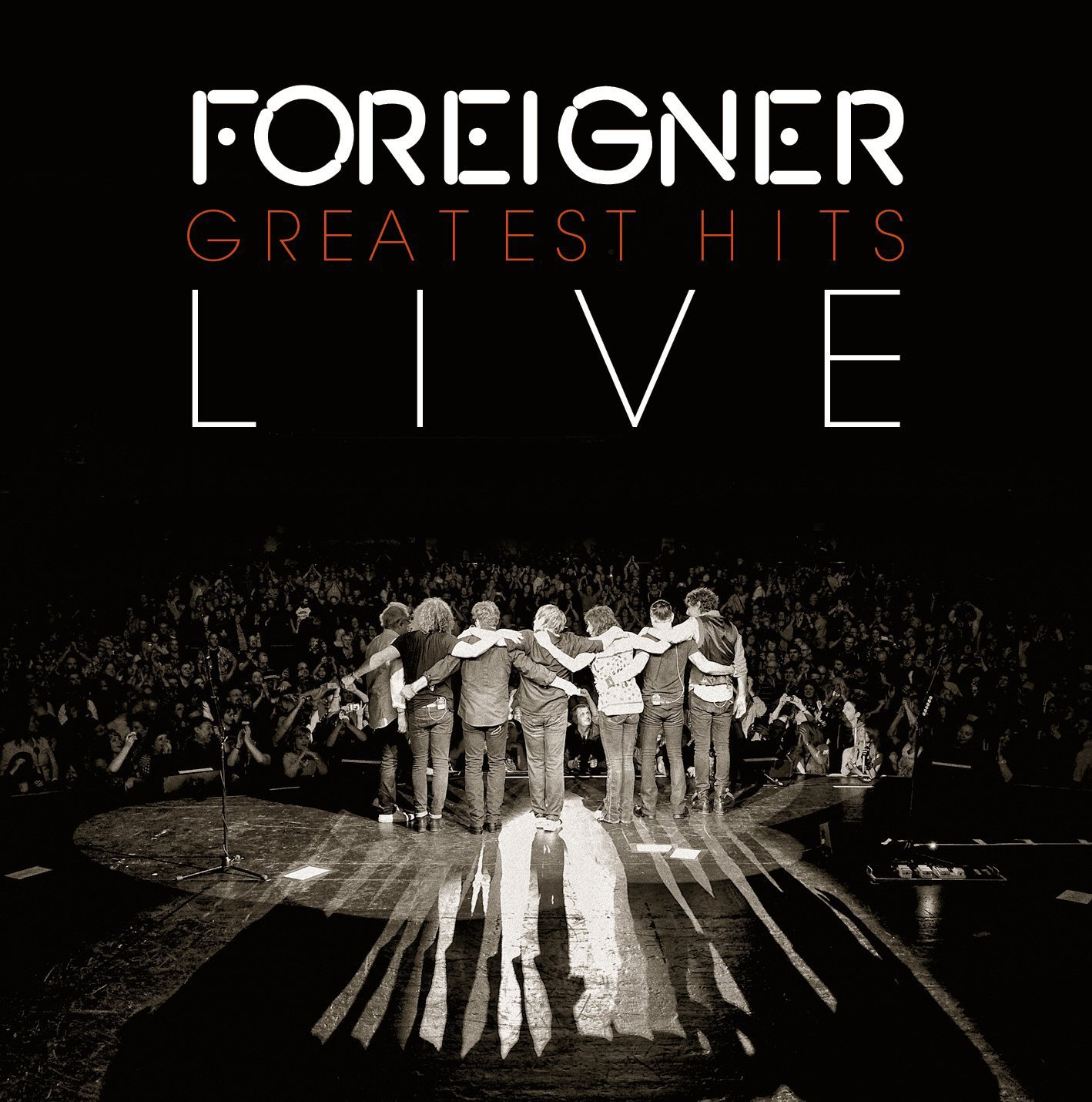 FOREIGNER Greatest Hits Live