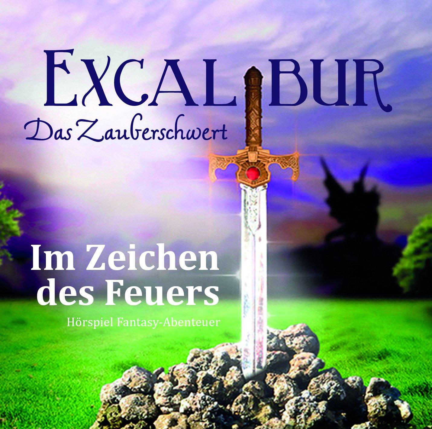 Excalibur - Das Zauberschwert (2) Im Zeichen des Feuers - junior 1988 / Sj Entertainment 2015