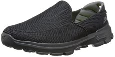 Skechers 53980 Men's Go Walk3 Trainers Black UK7 Black