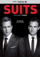 Suits seizoen 3 DVD-cover