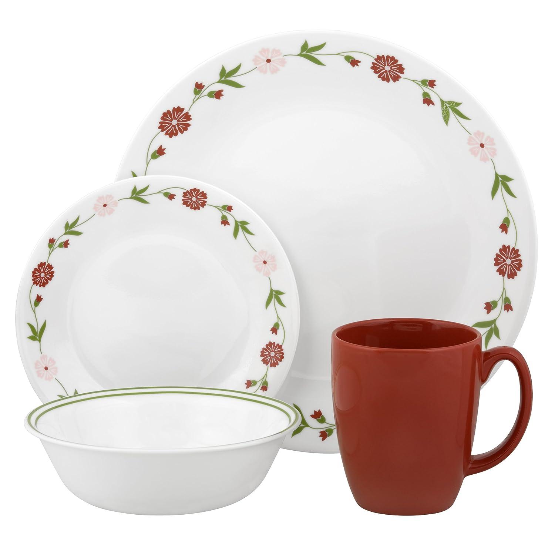 Amazon 16 Piece Corelle Dinnerware Set\u2013$27  sc 1 st  The CentsAble Shoppin & Amazon: 16 Piece Corelle Dinnerware Set\u0026ndash;$27 | The CentsAble ...