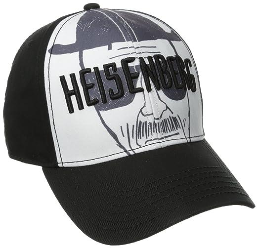 Breaking Bad Men's Heisenberg Baseball Cap