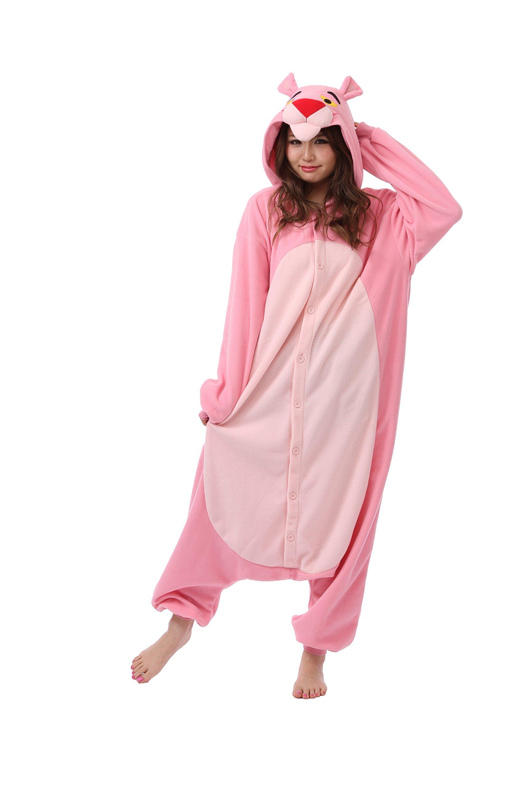 Pink Panther Kigurumi Peach Riff Raff