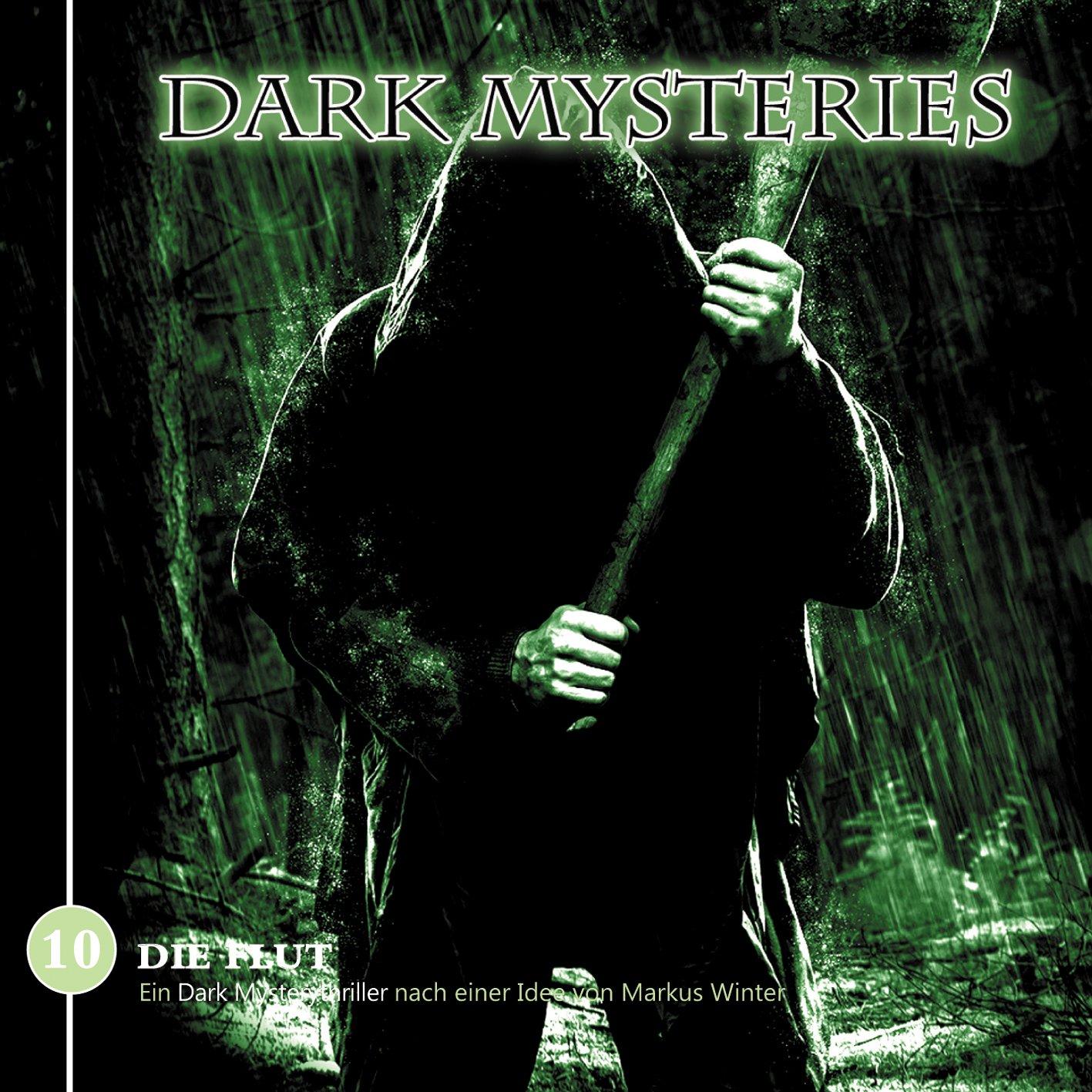 Dark Mysteries (10) Die Flut - Winterzeit 2016