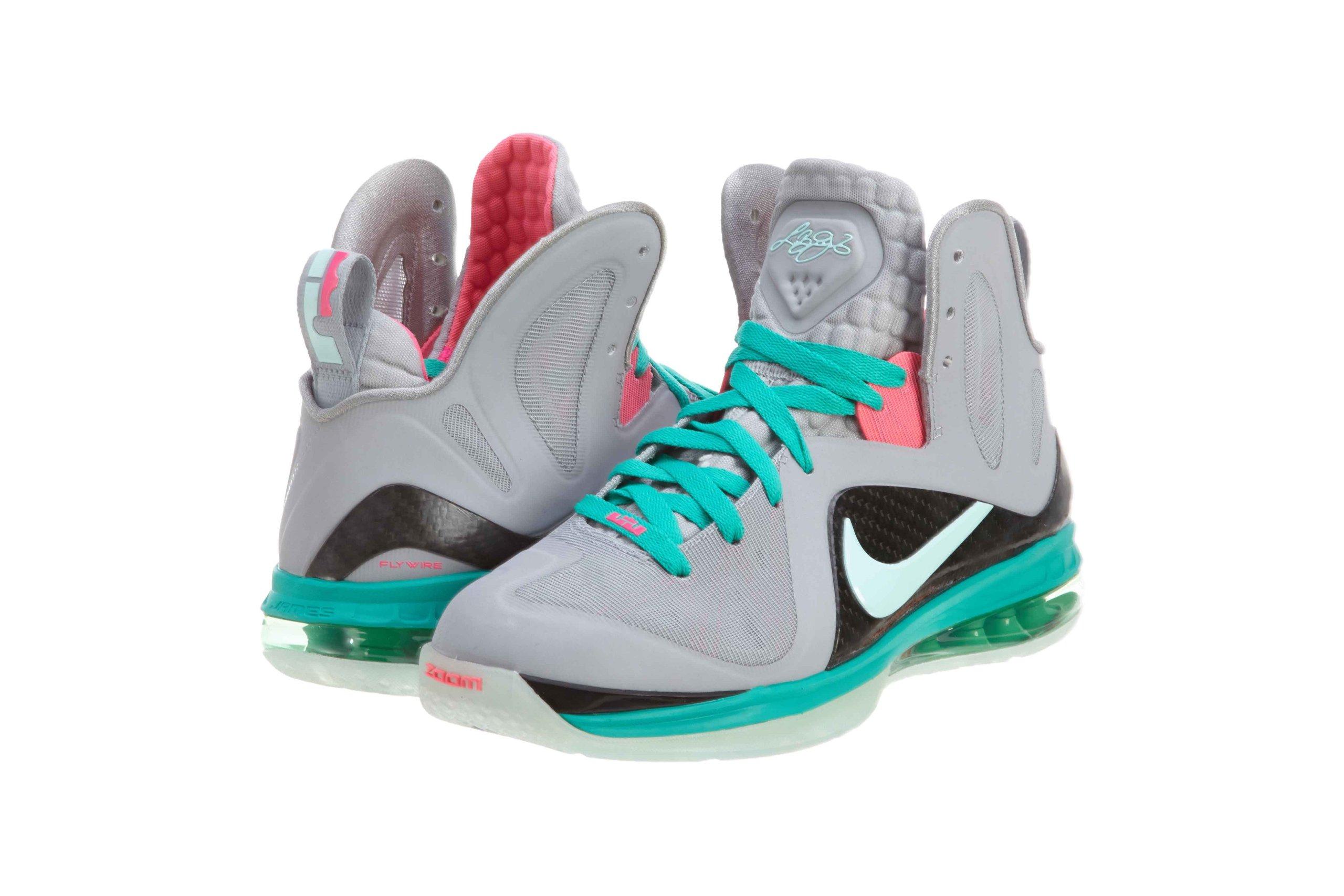 Nike Mens 516958-001 LEBRON 9 P.S. ELITE