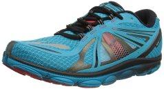 Brooks Men's PureCadence 3 Lightweight Running Shoes, Color: CaribbeanSea/Black/HighRiskRed, Size: 9.0