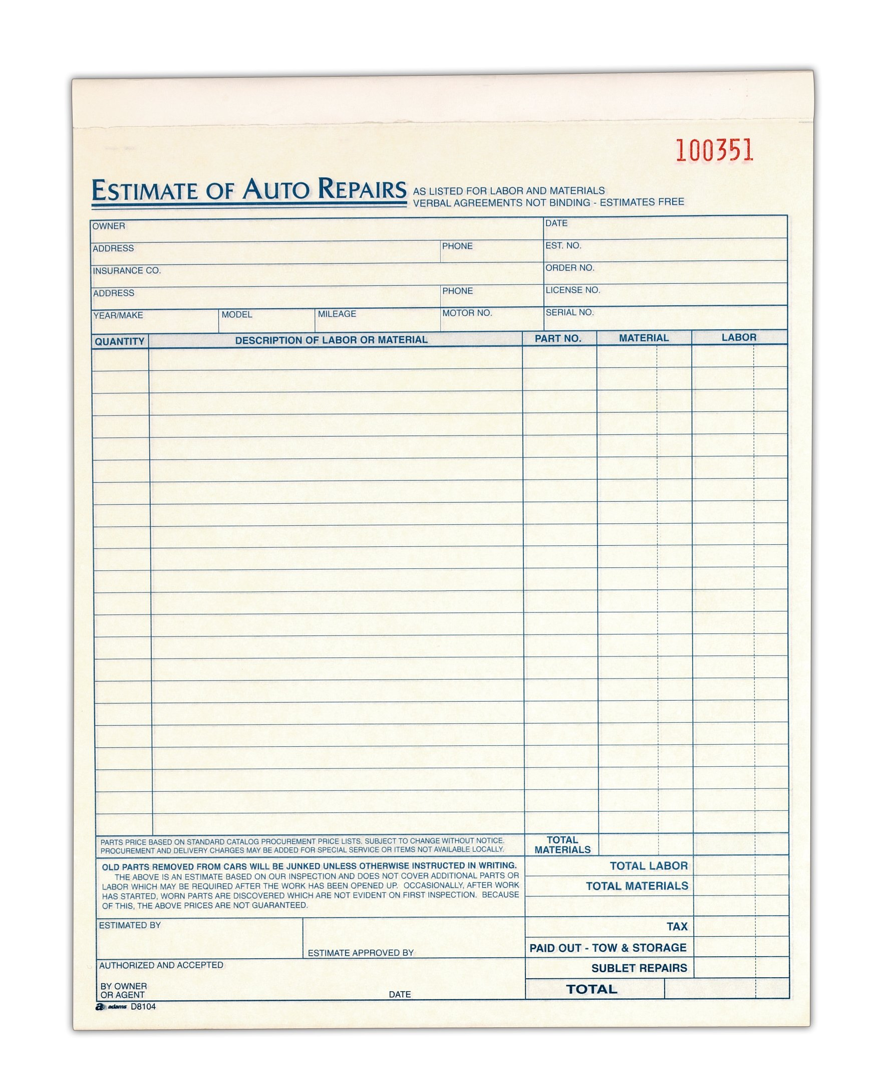 Get Car Insurance Estimate