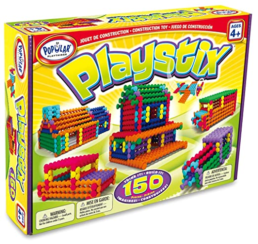 Po (THpular Playthings Playstix (150 pieces)