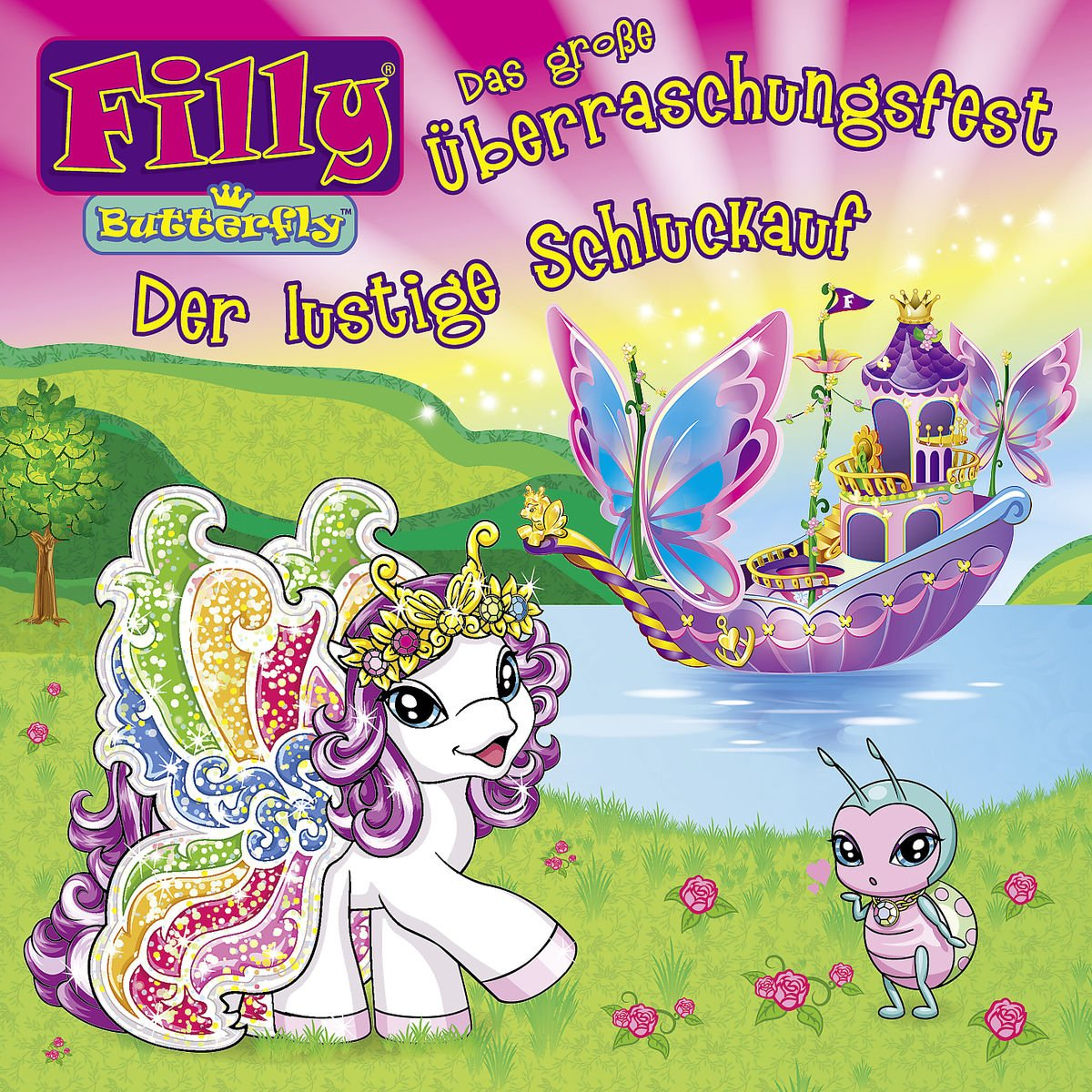 Filly (3) Das große Überraschungsfest / Der lustige Schluckauf (Dracco)