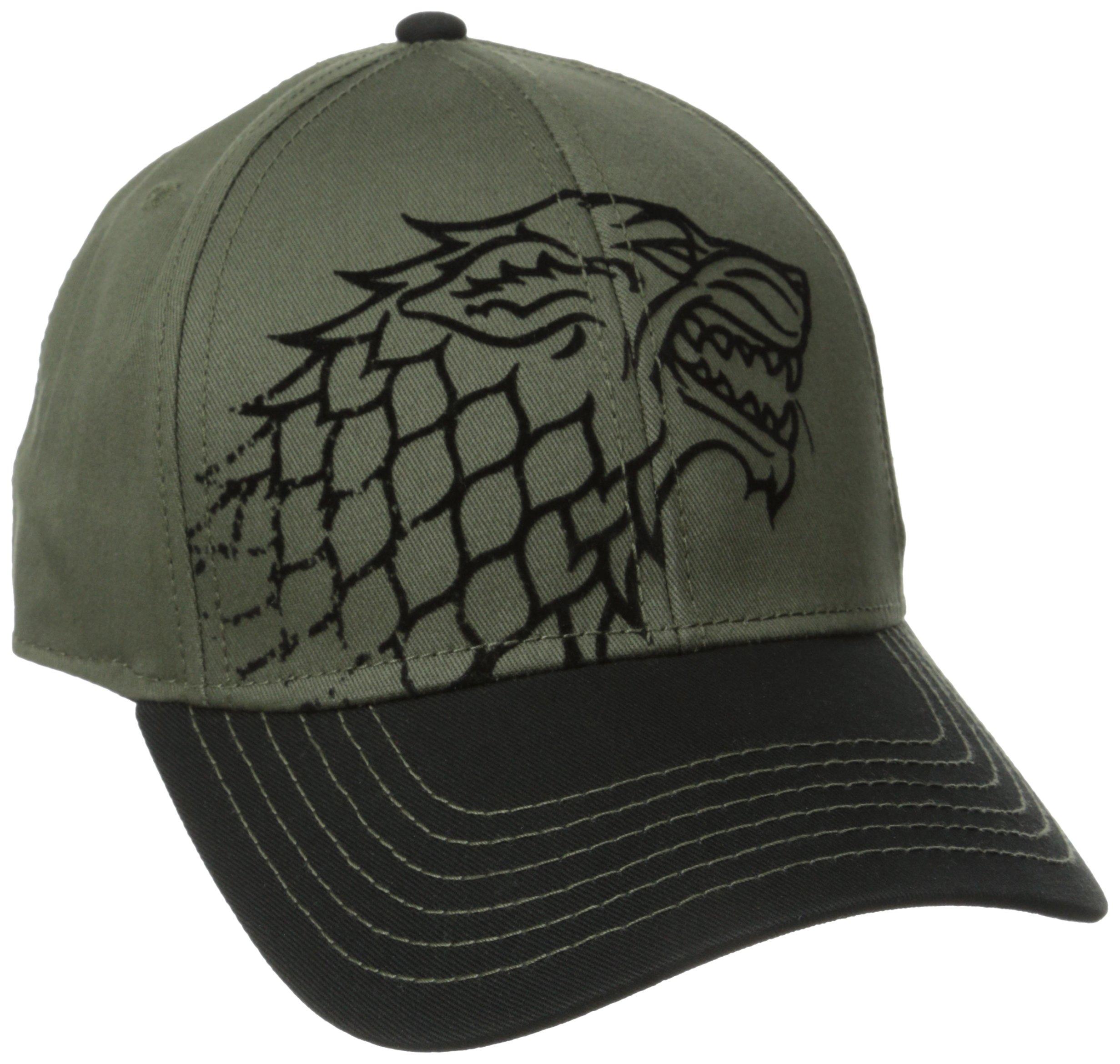 House Of Stark Wolf Baseball Cap