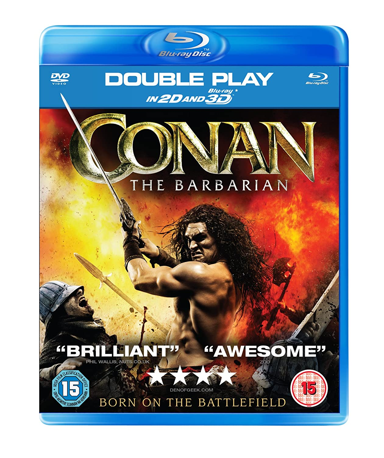 REVIEW: CONAN THE BARBARIAN (2011) | kevinfoyle