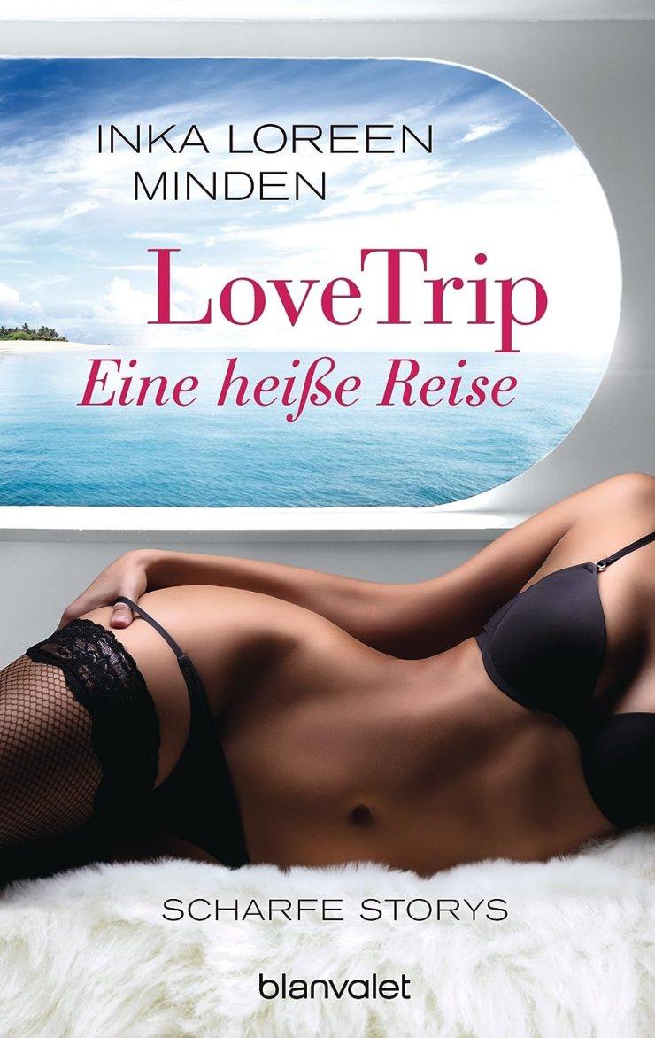 Love Trip-Eine heiße Reise Book Cover