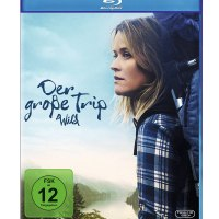 Der große Trip - Wild / Regie: Jean-Marc Vallée. Darst.: Reese Witherspoon, Laura Dern (u.a.)