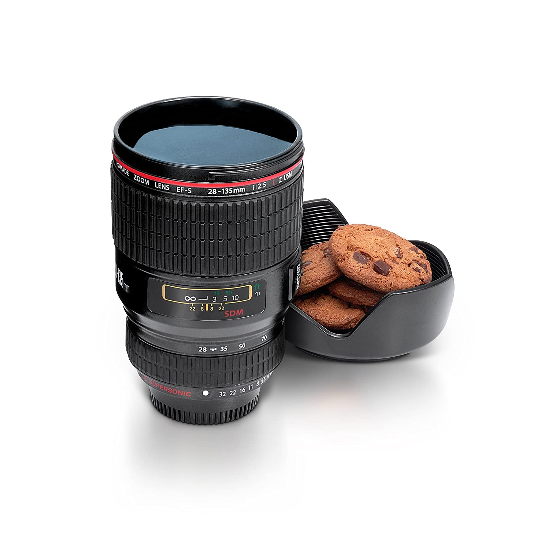 Thumbs Up CAMCUP Camera Lens Cup Trinkbecher Kameraobjektiv