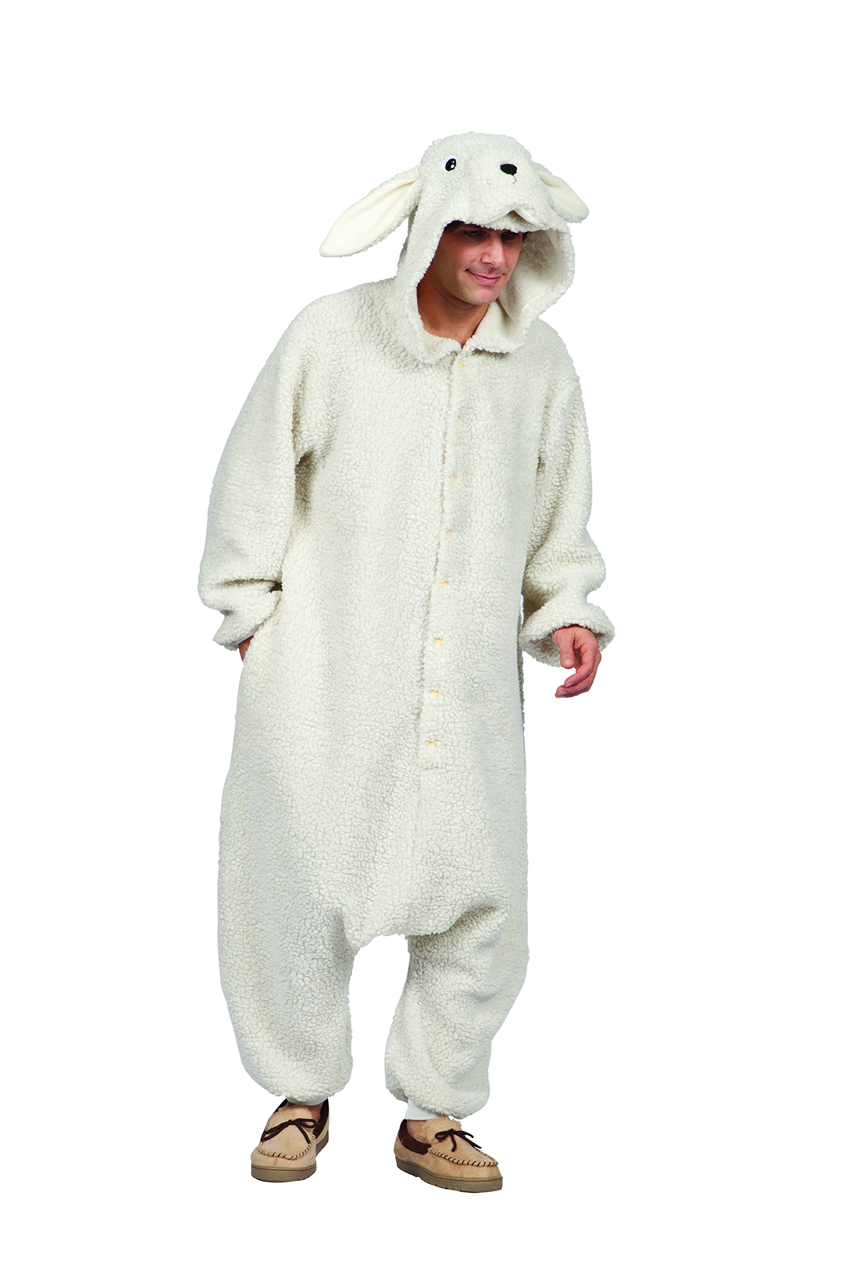 Costumes Men's Womens Ollie The Sheep