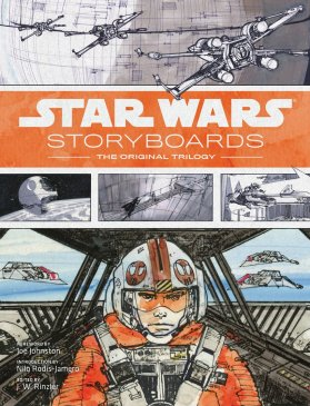 Star Wars Storyboard cover