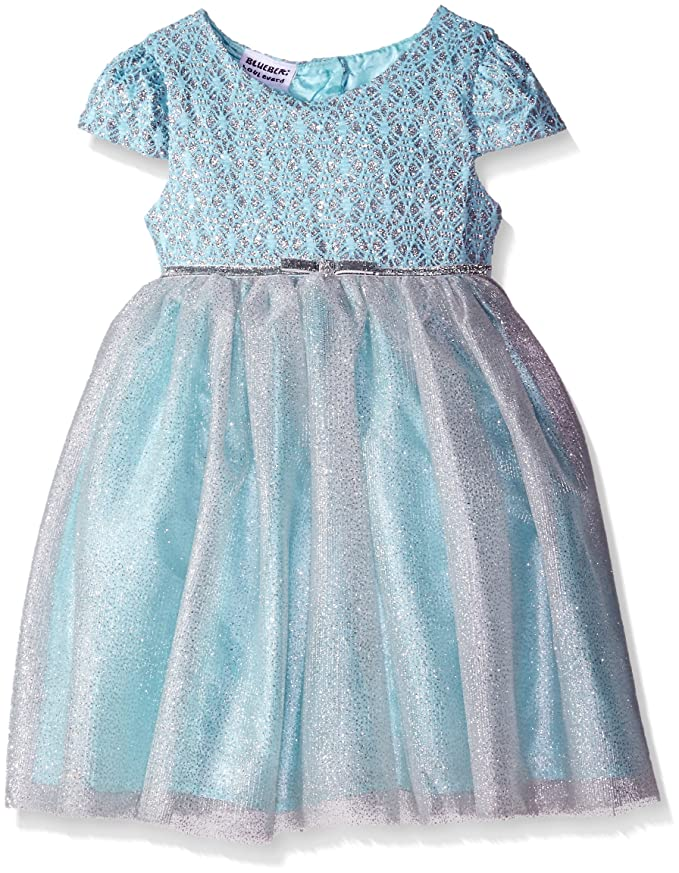 Blueberi Boulevard Little Girls  Ballerina Dress 2446ccea7