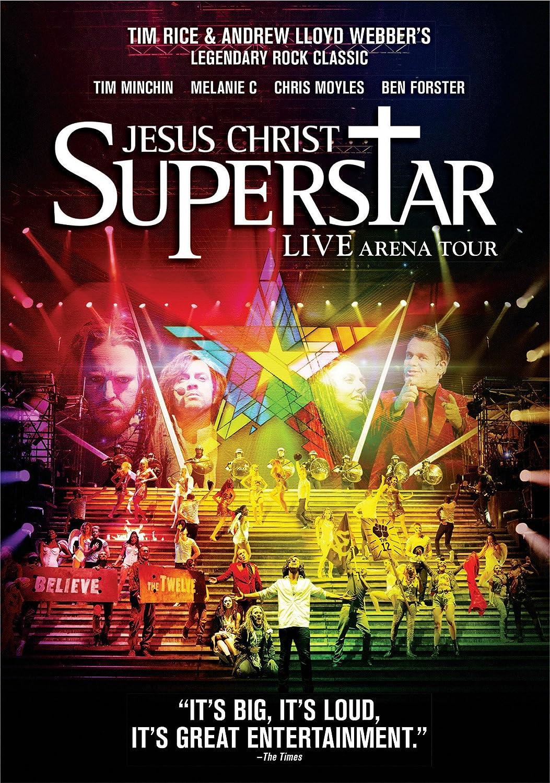 Poster do filme Jesus Christ Superstar - Live Arena Tour