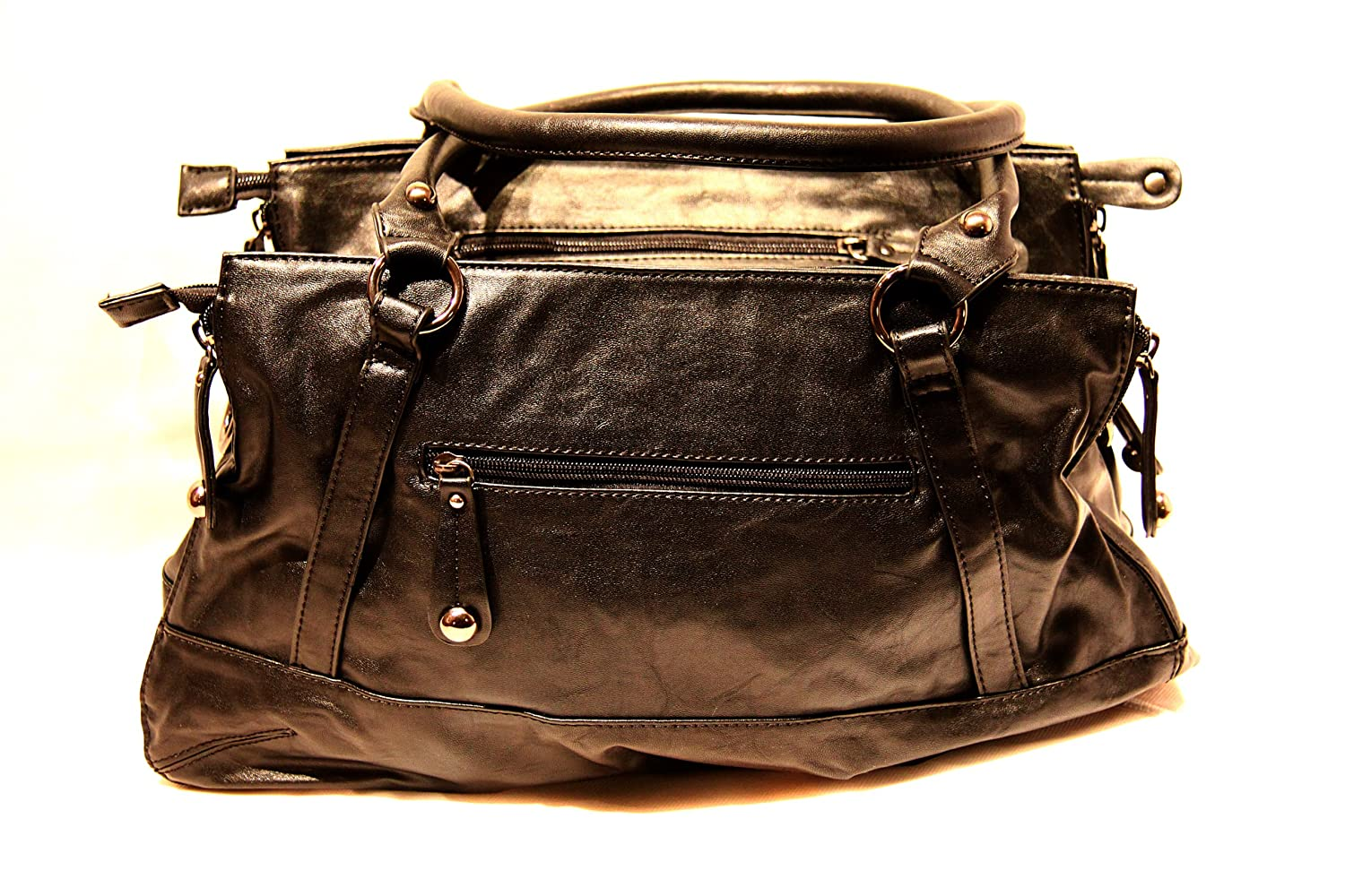 Ouch London Notting Hill Faux Leather Shoulder Bag