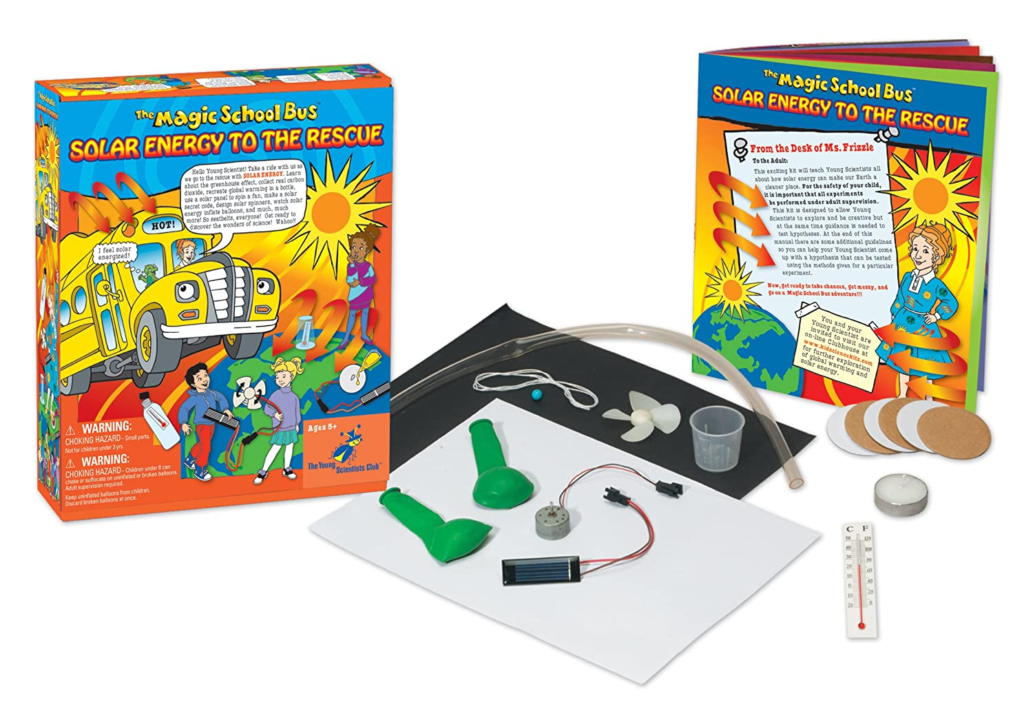 Science Resources Magic School Bus Science Kits