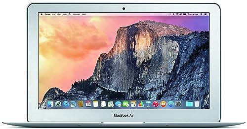 Apple MacBook Air 11.6-Inch Laptop (NEWEST VERSION)