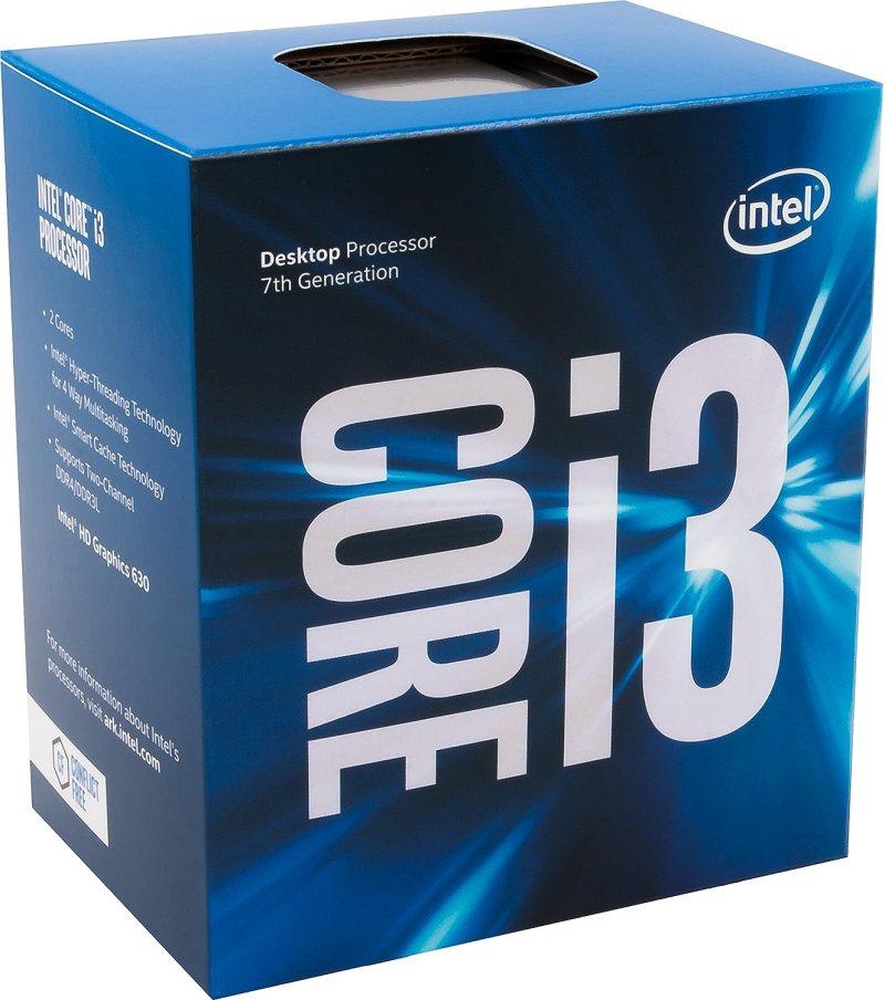 gaming pc processor i3 7100