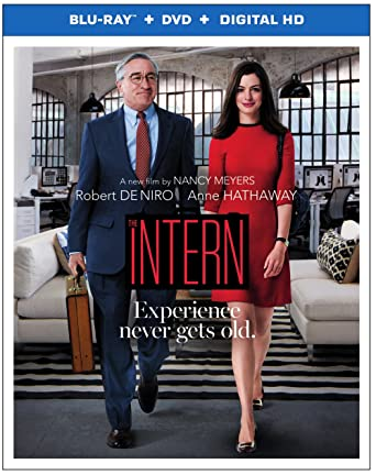 The Intern (Blu-ray + DVD + ULTRAVIOLET)
