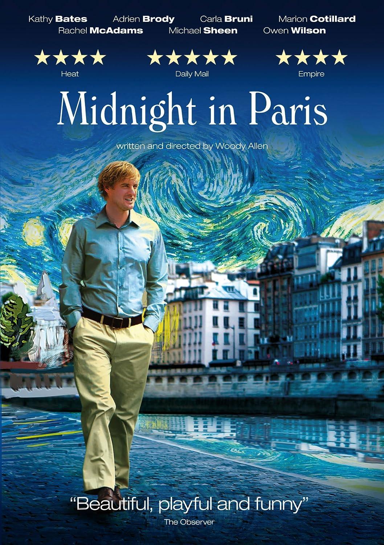 Resultado de imagen para medianoche en paris