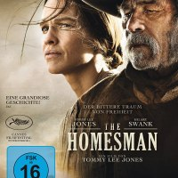 The Homesman / Regie: Tommy Lee Jones. Darst.: Tommy Lee Jones, Hillary Swank [u.a.]