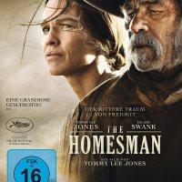 The Homesman / Regie: Tommy Lee Jones. Darst.: Tommy Lee Jones, Hillary Swank [u.a.]