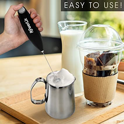 All About Choosing The Best Milk Frother (Top 5 Products of 2019) 1