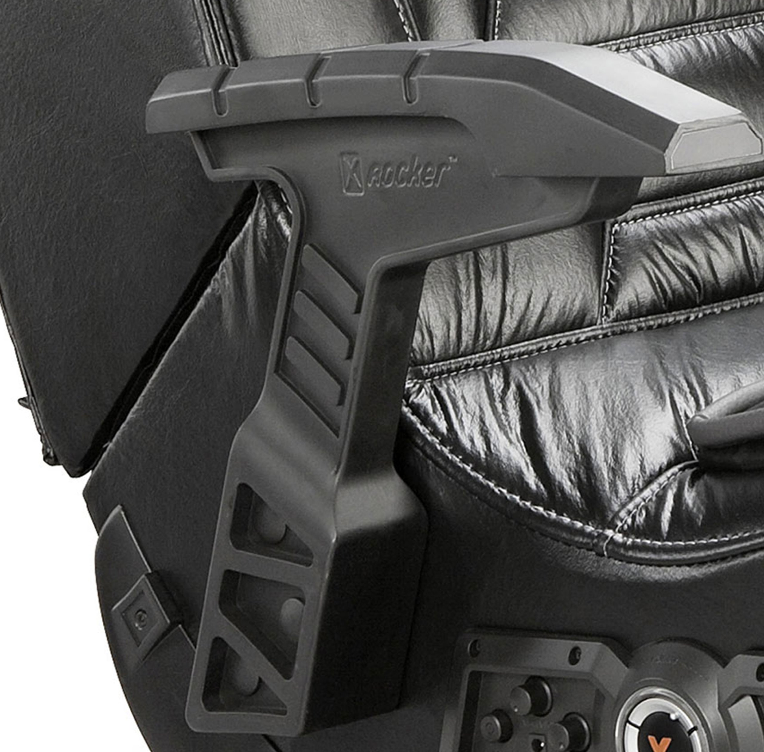 X Rocker Pro Series Pedestal 2 1 Video Gaming Chair